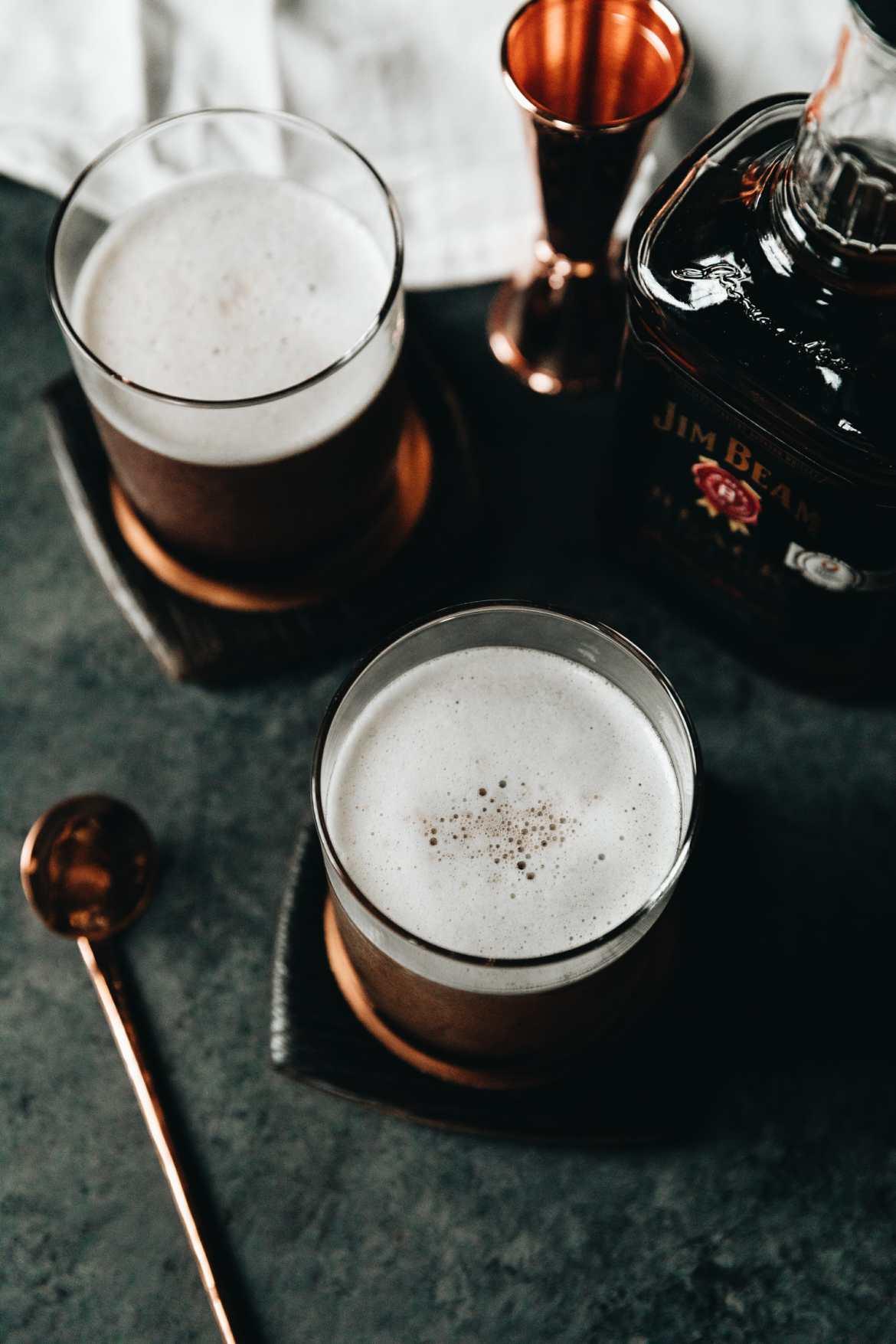 jim beam black cocktail