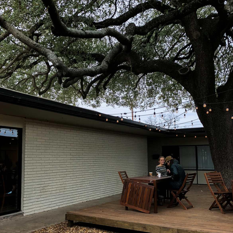 pinewood coffee waco texas
