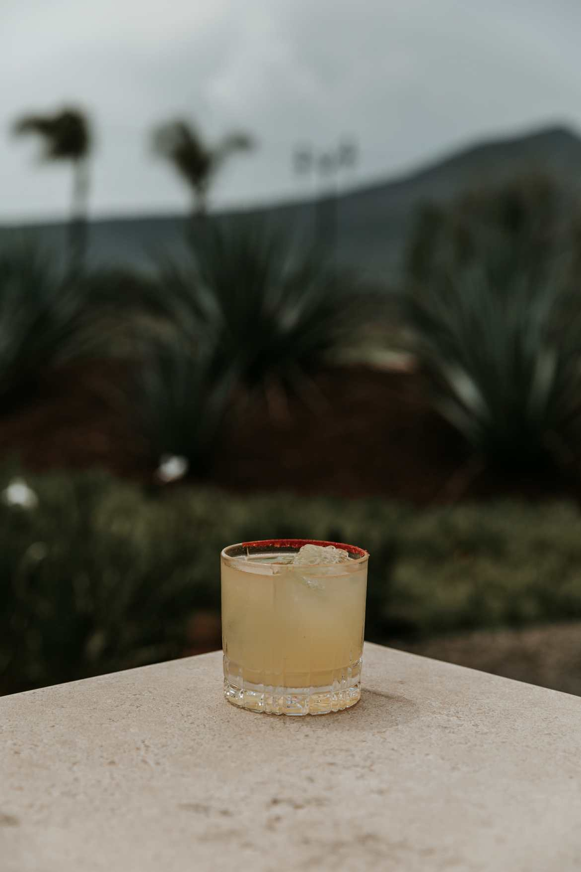 patron cocktail in mexico
