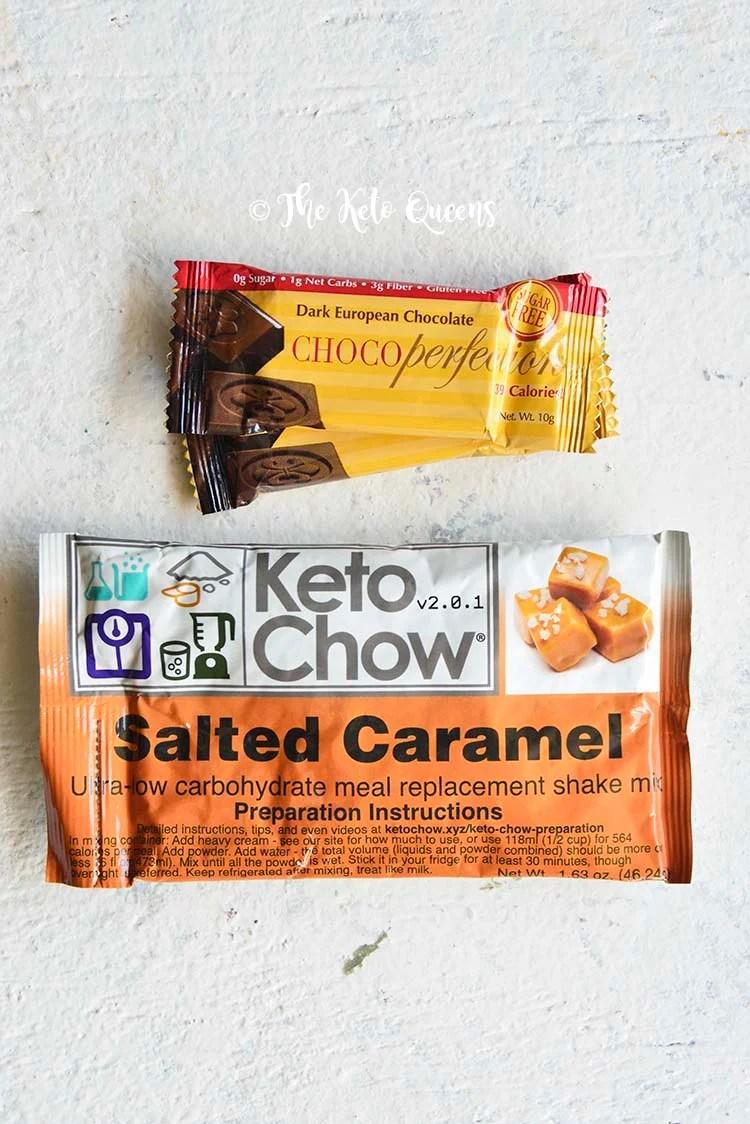 Keto Chow and Chocoperfection