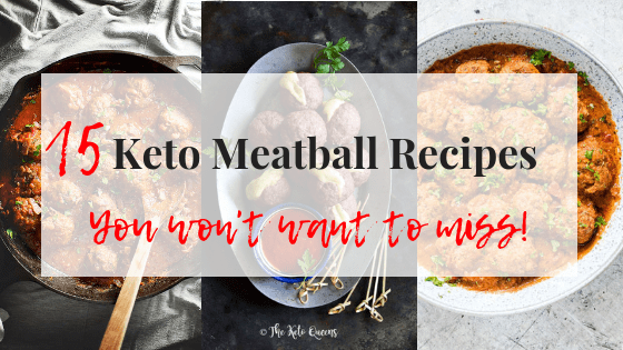 The Best Low Carb Meatball Recipes