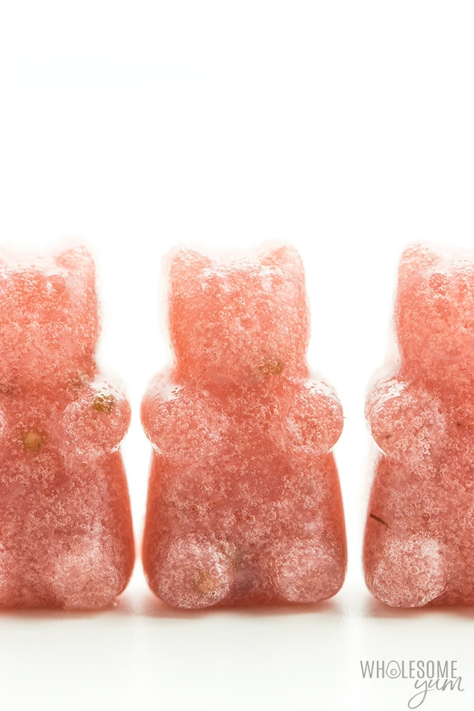 sugar free gummy bears