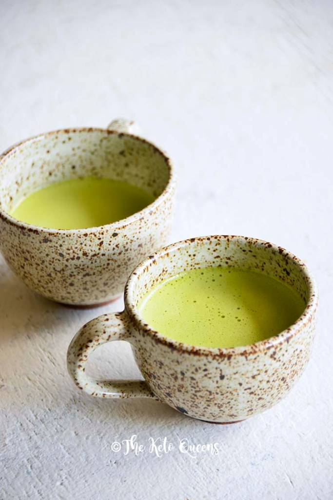 Bulletproof Matcha Latte Recipe