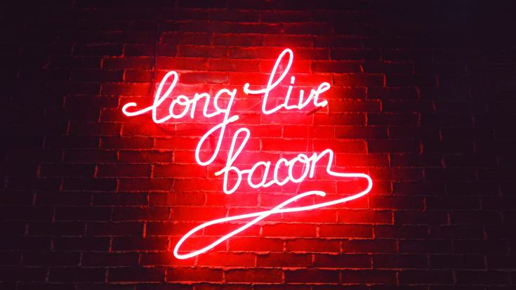 bacon sign