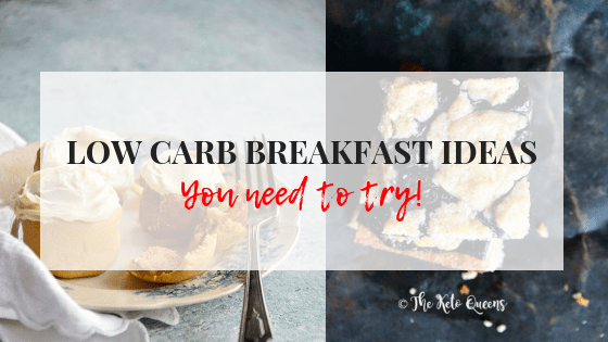 19 Delicious Low Carb Breakfast Ideas You Need to Try!