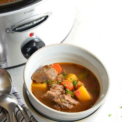 keto Beef Stew crockpot recipe