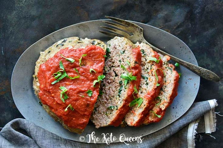 This Easy Instant Pot Low Carb Meatloaf Recipeis so juicy and delicious! We made this easy meatloaf recipe in the Instant Pot and it came out so juicy! Your whole family will love this keto meatloaf and it'll become a staple in your meal rotations.