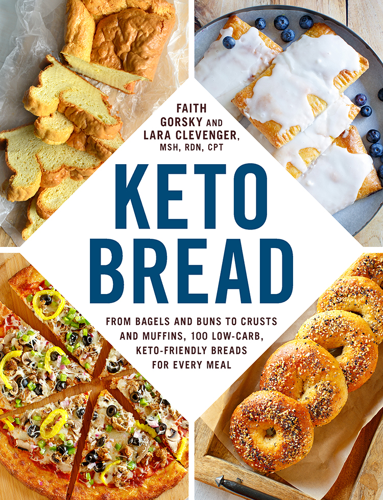 Keto Bread Cookbook Cover