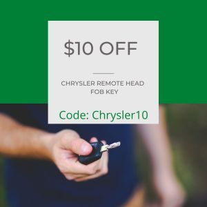 $10 Off coupon for replacement key services at The Key Crew