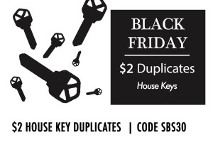 The Key Crew San Diego Locksmith Black Friday Sale House Keys