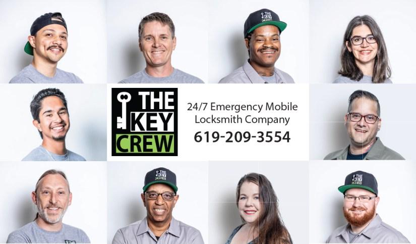 The Key Crew's Crew