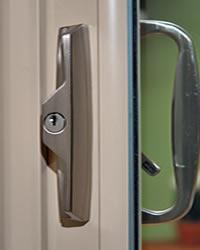 sliding glass door lock repair
