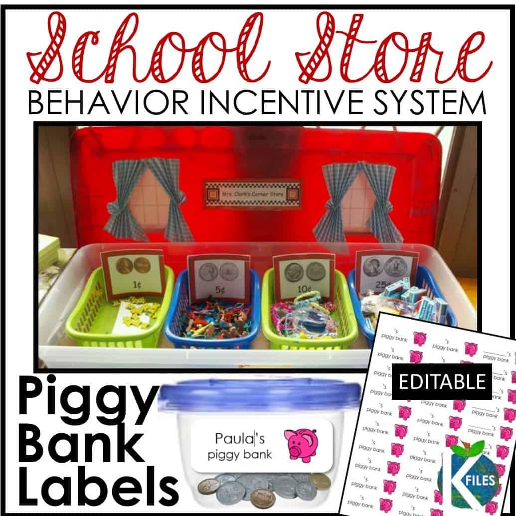 School Store Behavior Incentive System