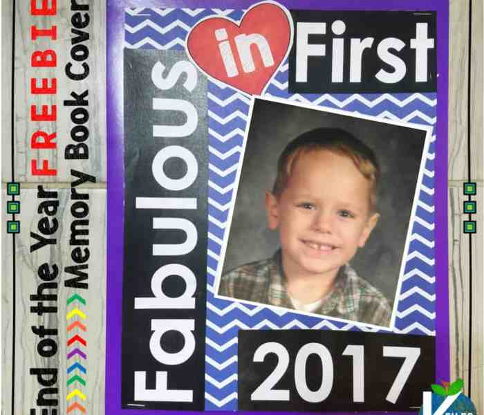 Fabulous in First Memory Books