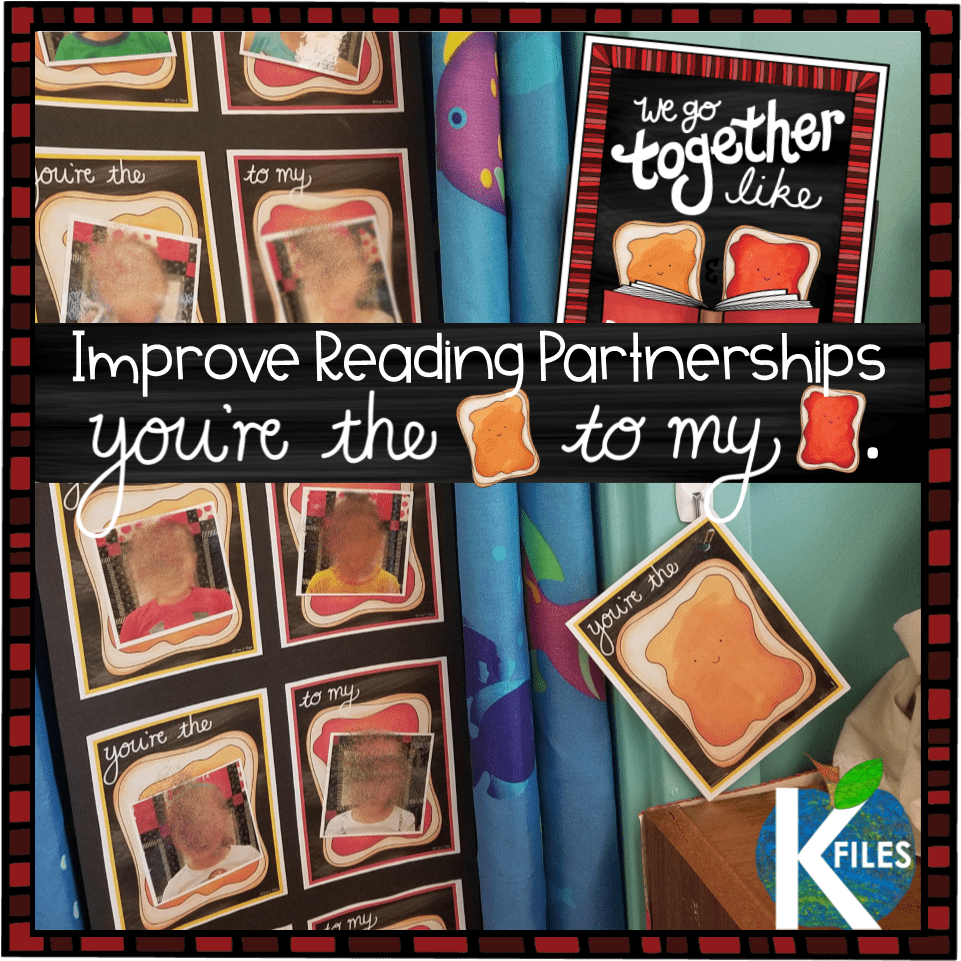 Reading Partners Go Together: Effective Transitions During Reader's Workshop