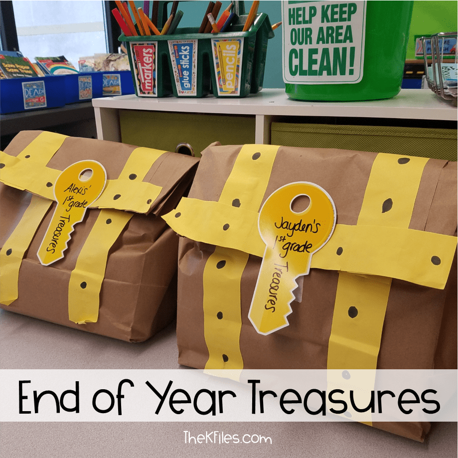 End of the Year Treasures