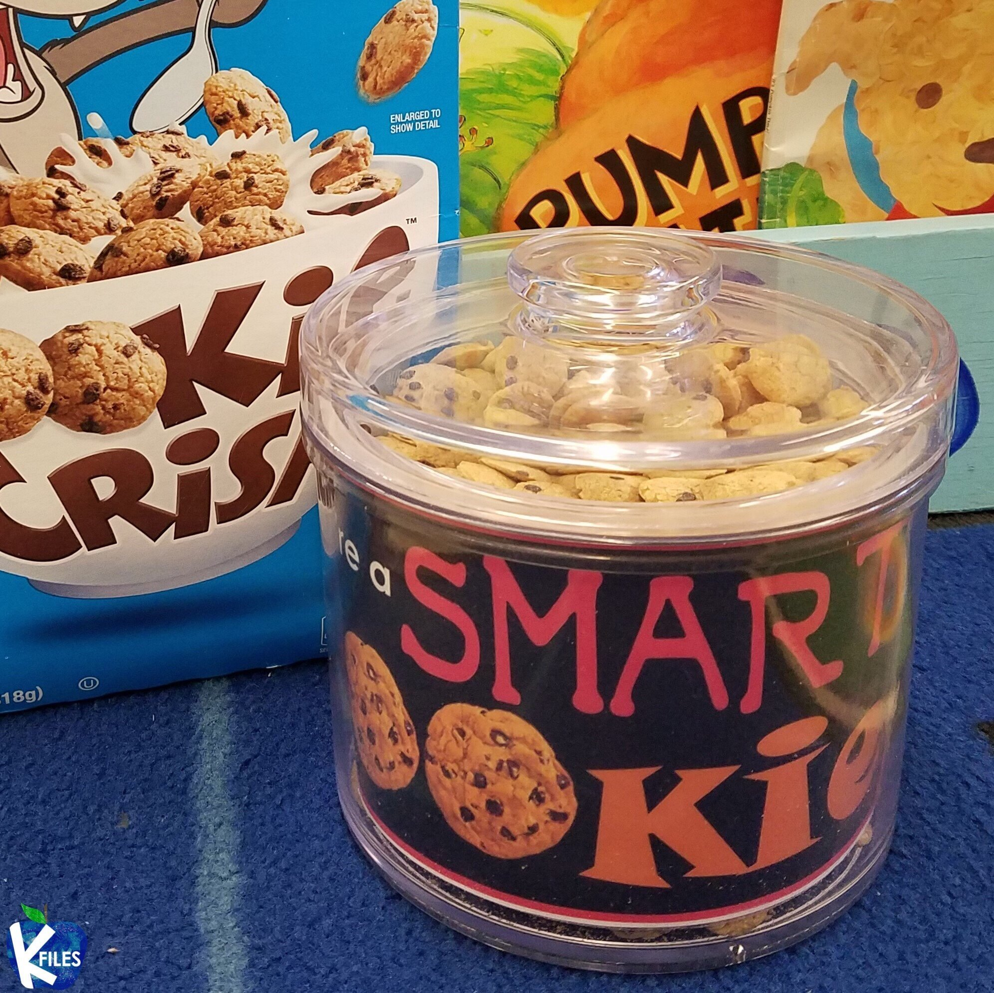 """You're a Smart Cookie"" Jar Label:  A Tasty Classroom Incentive"