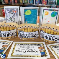Writing Celebrations During Your Writer's Workshop