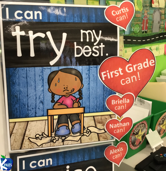 "Using Your Classroom Rules as Personal Behavior Goals with ""I can"" Statements"