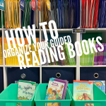 Guided Reading Leveled Library Books