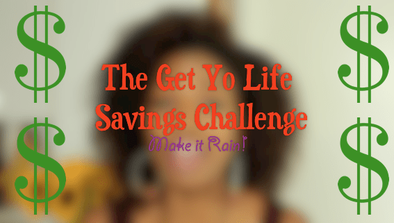 It's About Time:  GYL Savings Challenge