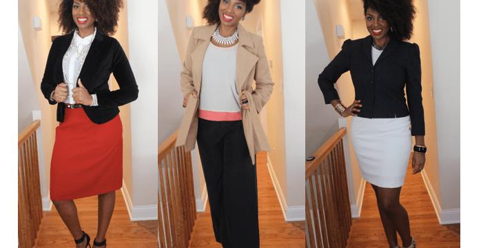 LookBook: Work Outfits Ideas