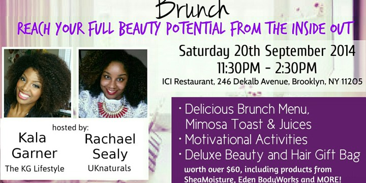 I Define Me Tour | Empowerment Brunch NYC Recap