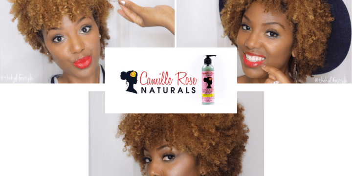 Be Inspired! | Camille Rose Naturals at Target!