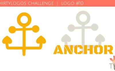 January Design Challenge | #ThirtyLogos | Logo #10