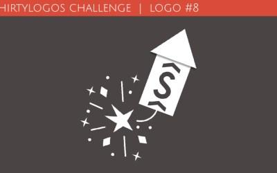 January Design Challenge | #ThirtyLogos | Logo #8