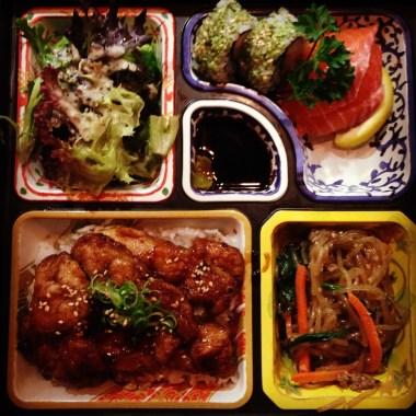 Chicken Lunch Special Box