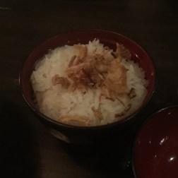 Sticky Rice (Inside)