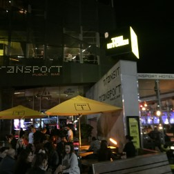 Transport Public Bar Exterior 1