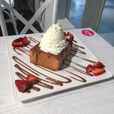 Choc Honey Bread