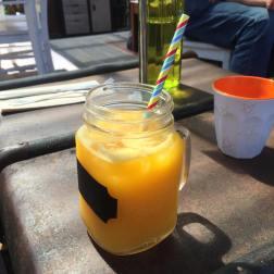 Pineapple Express Juice