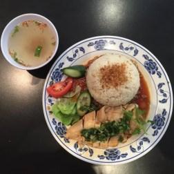 Hainanese Chicken Rice (2)