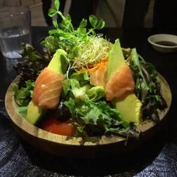 Salmon and Avocado Salad (1)