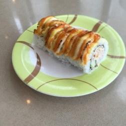 Tuna and Cucumber Roll