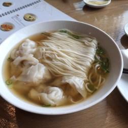 Shrimp and Prawn Wonton Soup