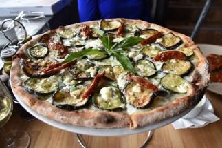 Pizza Integrale Ortolana
