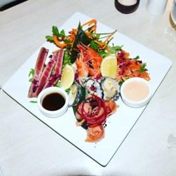 Seafood Tasting Platter