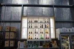 Distillery with flavoured vodka