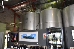 Beer brewing at Hope Estate
