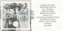 6 Table Of Contents