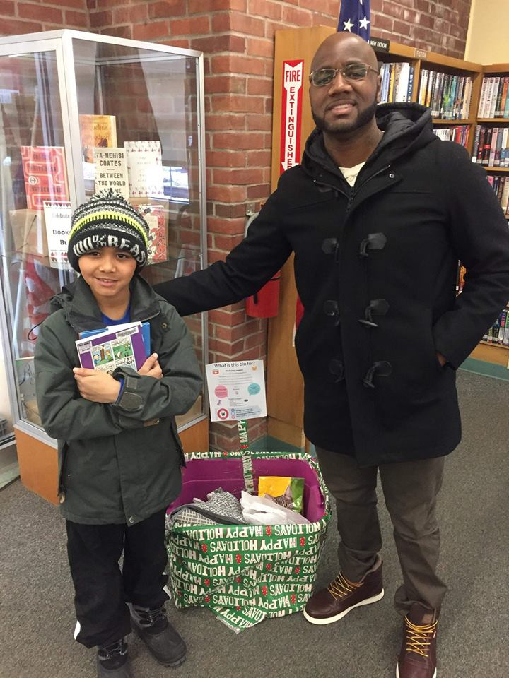 Paine Branch Sam and Jayden The Kia Foundation NY