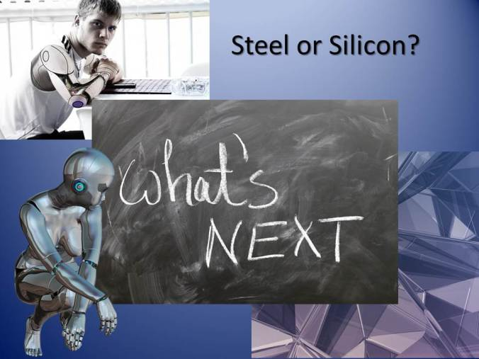 Steel or Silicon