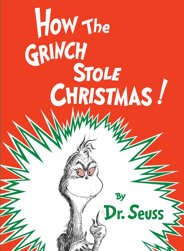 How the Grinch Stole Christmas! - one of the Best Christmas Picture Books
