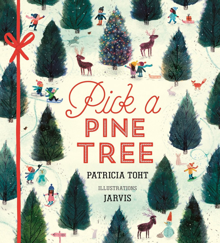 Pick a Pine Tree - one of the Best Christmas Picture Books