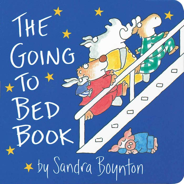 The Going to Bed Book - - The Best Books for 1 Year Olds