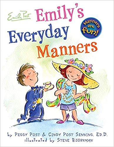 Emily's Everyday Manners   - Children's Books on Manners